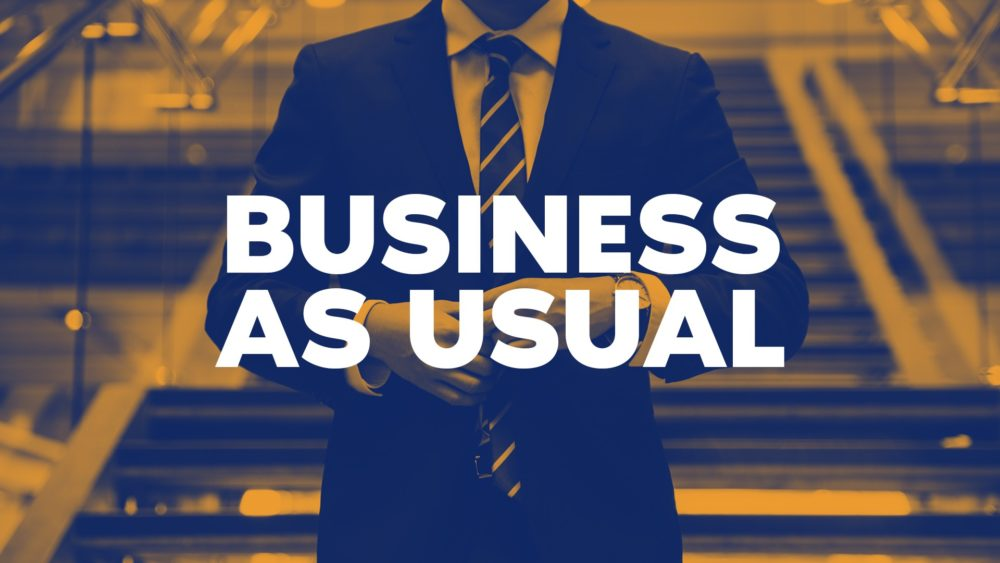 Business as Usual Image