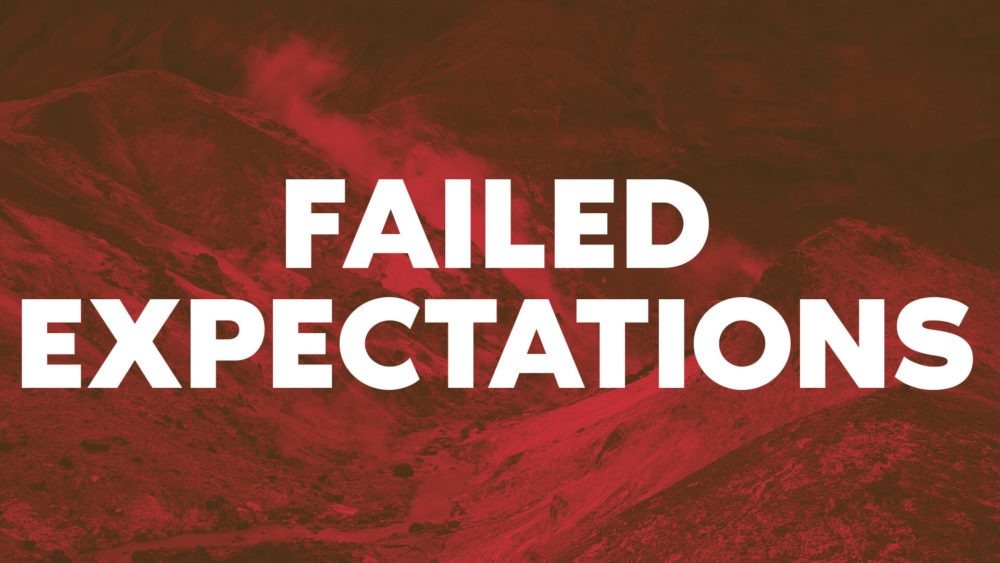 Failed Expectations Image