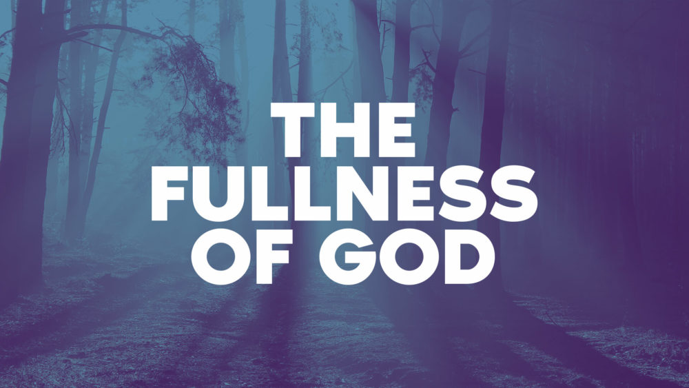 The Fullness of God