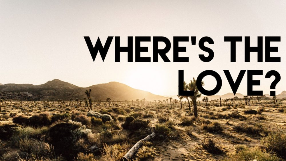 Where\'s the Love?