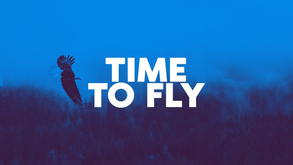 Time to Fly with Evangelist Tim McCain