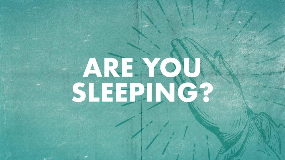 Are You Sleeping? (Rene Sandoval) Image
