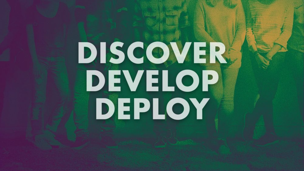 Discover, Develop, Deploy Image