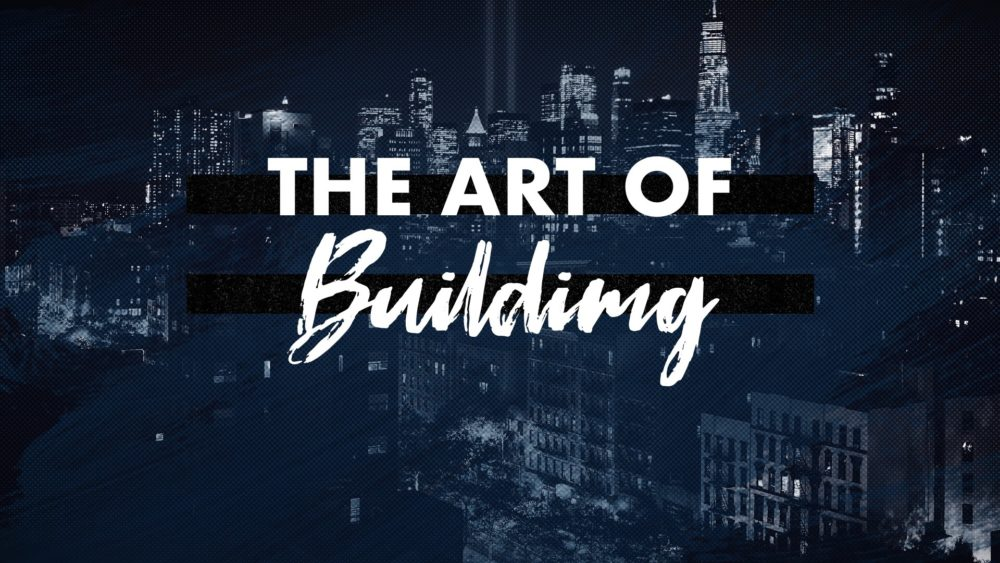 The Art of Building Image