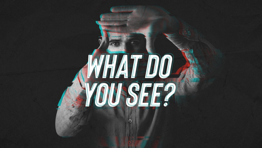 What Do You See? Image