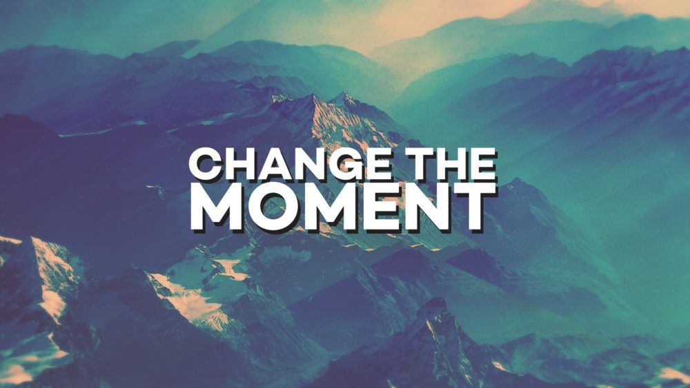 Change the Moment Image