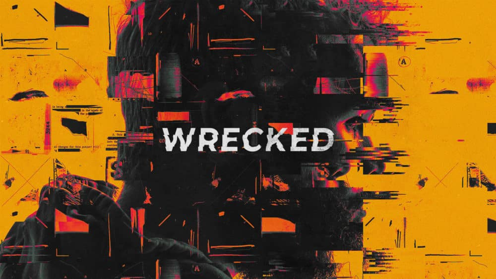 Wrecked Image