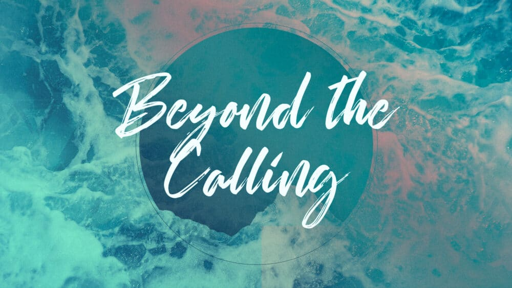 Beyond the Calling Image