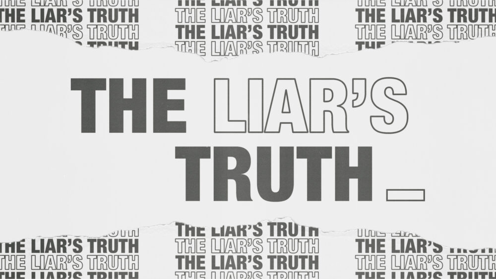 The Liar's Truth Image